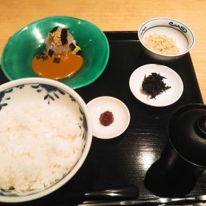 名駅_鯛茶福乃(タイチャフクノ) #鯛茶漬け(2019年9月の祝日ディナー)