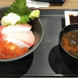 長久手_牧原鮮魚店(イオン長久手店) #海鮮丼(2019年12月の日曜日)