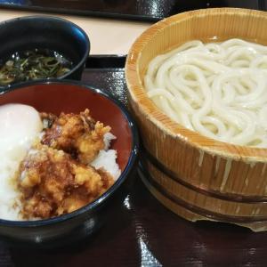 みよし_四代目横井製麺所(アイモール三好店)  #讃岐うどん(2019年12月の平日)