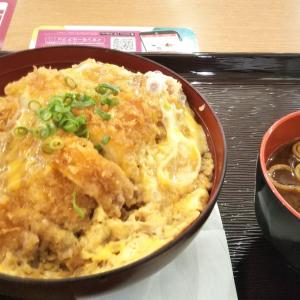 矢田南(東区)_柿安 奇跡の親子丼(イオンモールナゴヤドーム前店) #鶏カツ卵とじ丼(2020年8月のお盆)