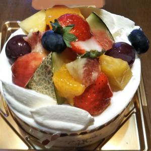 植田(天白区)_レイクウッド #バースデーケーキ(2020年11月の平日)
