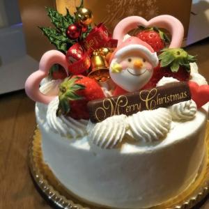星ヶ丘_パティスリー ランファン(星が丘店) #クリスマスケーキ(2020年12月24日)