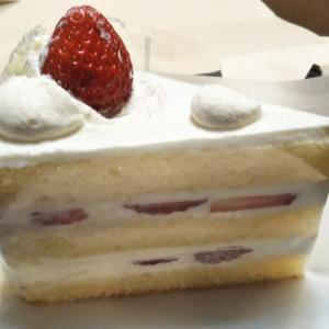 西山本通(名東区)_日摘み菓子店 #ケーキ(2021年1月の日曜日)