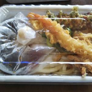 長久手_丸亀製麺(イオン長久手) #讃岐うどん弁当(2021年4月日曜日)