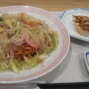みよし_リンガーハット(イオン三好店) #長崎皿うどん(2021年7月の平日)