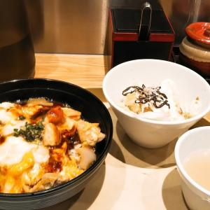 名駅_酉しみず #親子丼(2019年7月の祝日ディナー)