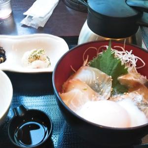 汐留(東京)_こめらく #お茶漬け(2019年8月の土曜日)
