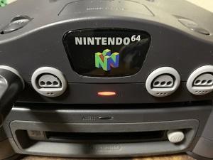 ニンテンドウ64(ロクヨン)のゲームで遊んでいる動画をアップしてみます。