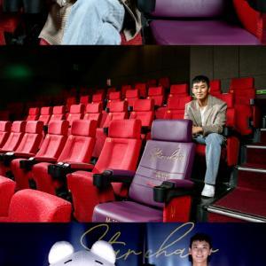 俳優チュ・ジフン、釜山で映画ファンと触れ合う。今後1年間「チュ・ジフン席」運営へ