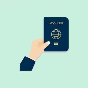 海外旅行の第一歩、パスポートの取り方:必要書類・手続きの方法・料金など。