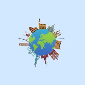【世界遺産検定】世界遺産を勉強して海外旅行をもっと楽しもう!
