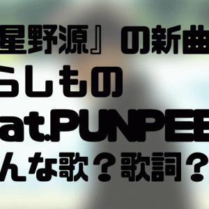 星野源は新曲「さらしもの」でラップ挑戦!どんな歌詞なの?