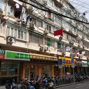 上海豫园周辺と地铁南京东路站::中華人民共和国・上海市