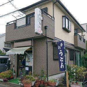 佐野製麺所(蕎麦・うどん):兵庫・伊丹市(2回目)