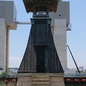 今津灯台と西宮砲台(2回目)