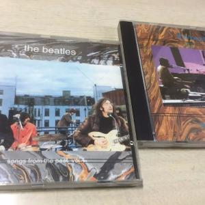 ビートルズ BEATLES 「Songs From The Past」2CD