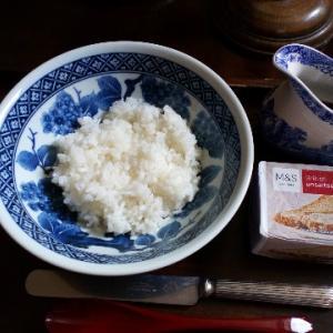 背徳のバター醤油ご飯