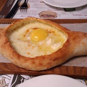サンクトペテルブルク グルジア料理「スリコ」