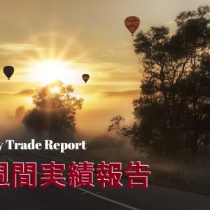 【第21回】手動トラリピなどのFX取引 週間実績報告(1月20日~1月25日)