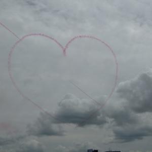 戦闘機のアクロバット飛行に感動!!~F1 イギリス・グランプリ決勝 @シルバーストーン・サーキット~