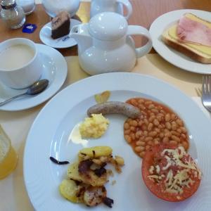 インターシティ・ホテル・フランクフルト・エアポートの朝食
