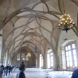 プラハ城の旧王宮