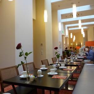ホテル・クンマー Hotel Kummer の朝食