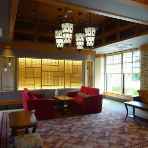 雲仙九州ホテル~レセプションとパブリックスペース~