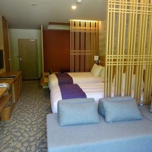 雲仙九州ホテルのお部屋~全室半露天風呂付き~