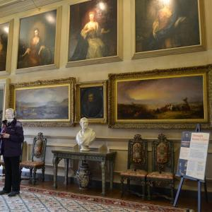 イギリスのヴェルサイユと言われるペットワース・ハウス~かつてのイギリス貴族の暮らしを拝見~