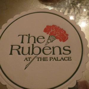 ルーベンス・アット・ザ・パレス~バッキンガム宮殿近くのホテルのバーで一杯~