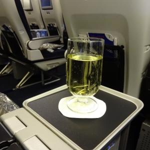 ブリティッシュ・エアウェイズのプレミアムエコノミー機内サービス~ロンドンヒースローから羽田~