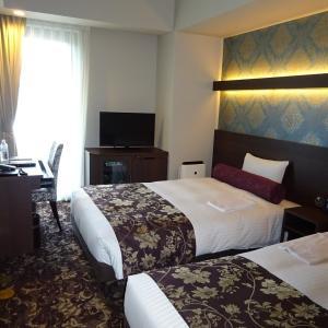 今回宿泊したホテル~ホテルWBF札幌中央~