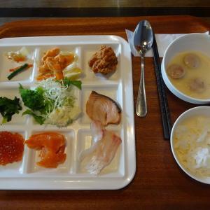 ホテルWBF札幌中央の朝食