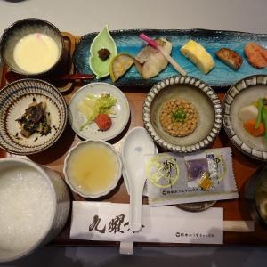 熊本ホテルキャッスルのお部屋と朝食