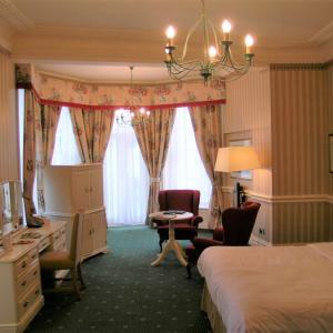 ロイヤル バース ホテルで滞在したお部屋