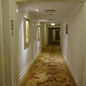 浙江省の嘉興で宿泊した嘉興陽光国際大酒店(嘉興サンシャイン ホテル)のお部屋 その1
