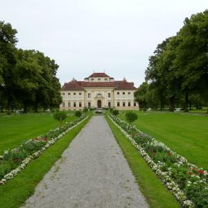 お城訪問記(2)ルストハイム城 ドイツ・ミュンヘン