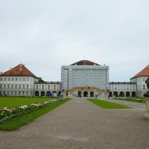 お城訪問記(4)ニンフェンブルク城/ドイツ・ミュンヘン