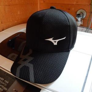 洗濯機で帽子を洗う