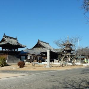 神社仏閣の小さな旅〚6〛:上寺山 餘慶寺