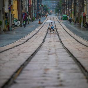 三丁目の電車みち