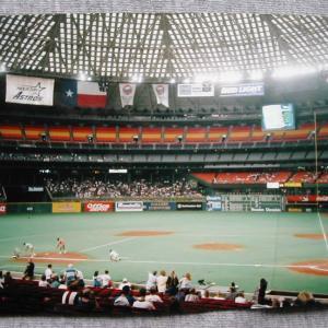 球場巡り Houston (Astro Dome)