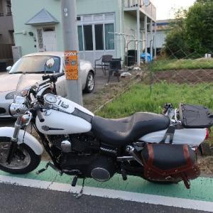 5/8(金)早朝バイクとお仕事、新型コロナウィルス