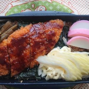 魚フライの海苔弁