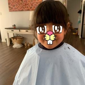 散髪屋の悩み。