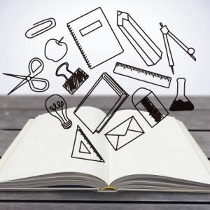 「文房具」って英語で言える? / 教室で使う10個の単語 CLASSROOM OBJECTS part1