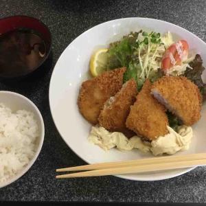 みなとや食堂(京都市北区)で昼食