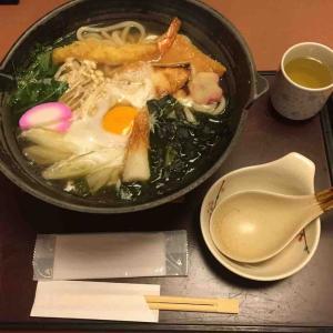 ファミレスのやまと庵(小浜市)で夕食!