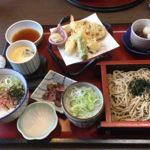 和食麺処サガミでお食事